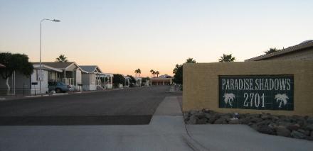 Paradise Shadows 55 Community In North Phoenix AZ